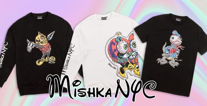 MISHKA FALL 17 COLLECTION 第3弾