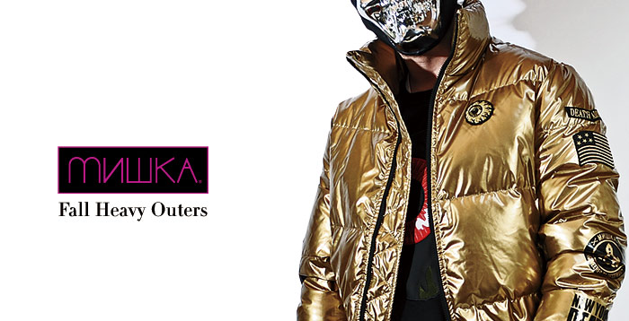 MISHKA 2016 FALL OUTER