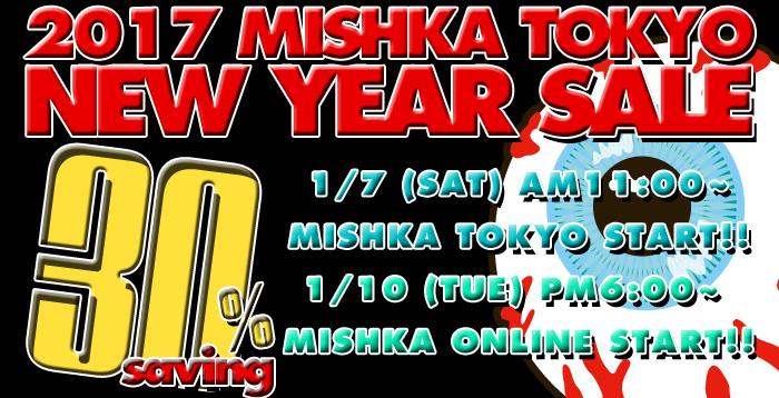 MISHKA SALE 30%OFF