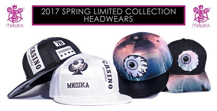 MISHKA SPRING17 HATS