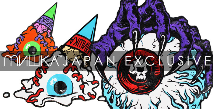 MISHKA JAPAN EXCLUSIVE 2017