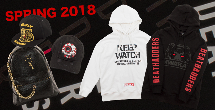 SPRING 2018 COLLECTION