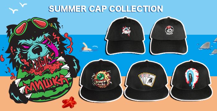 MISHKA SUMMER 17 CAP COLLECTION